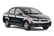 CHEVROLET AVEO LS 1.6 AT
